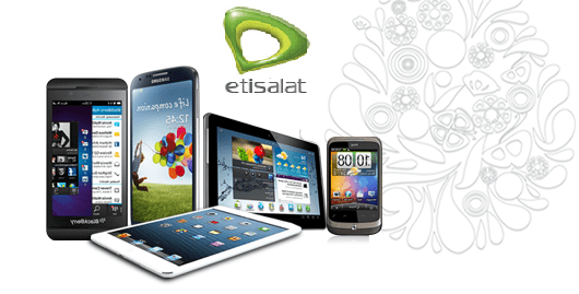 Etisalat Monthly Data Plan Code