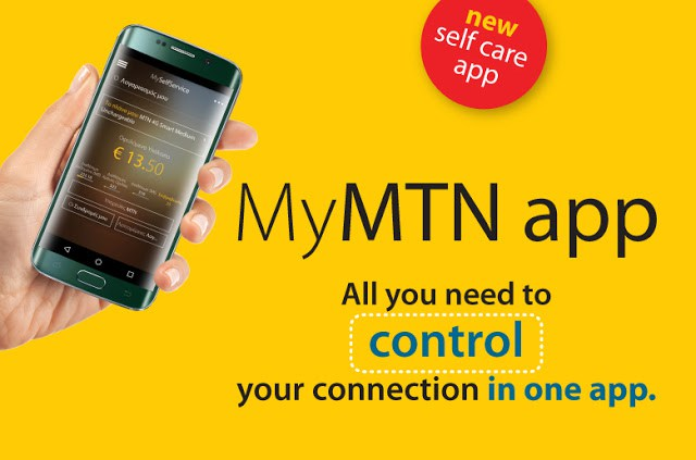 MyMTN App 500mb data Bonus