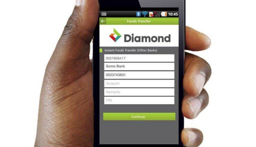 Diamond Bank Mobile App