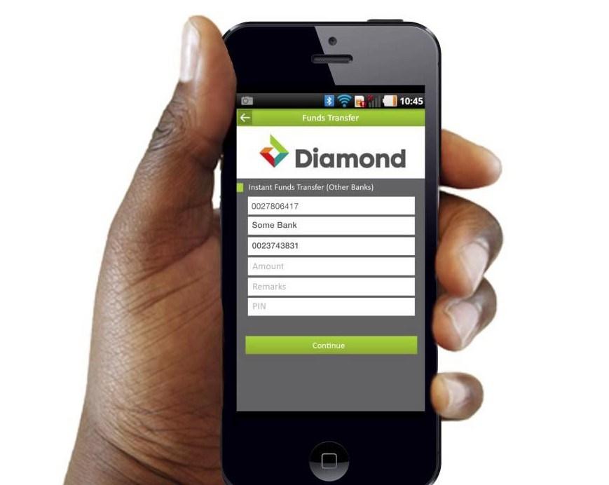 Diamond Bank USSD Code