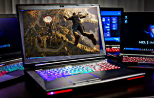 Top Gaming Laptops