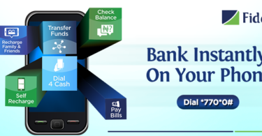 Fidelity Bank Mobile App