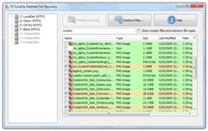 Data Recovery Restore Files