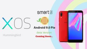 infinix smart 2 to android 9 pie