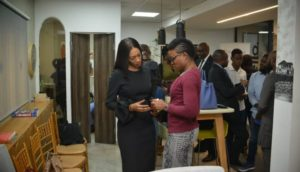 Here is the Networking session at the Hub One Launch.