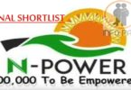 Npower List