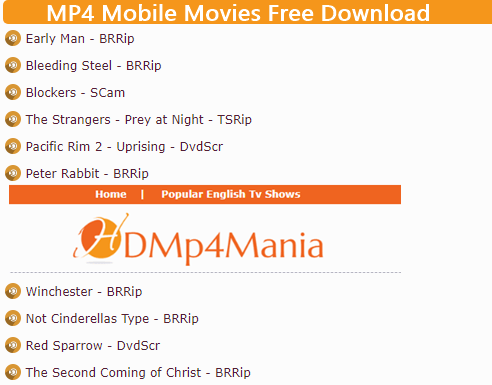 HDMP4MANIA: How To Download Latest Movies In HD,MP3,MP4 Formats