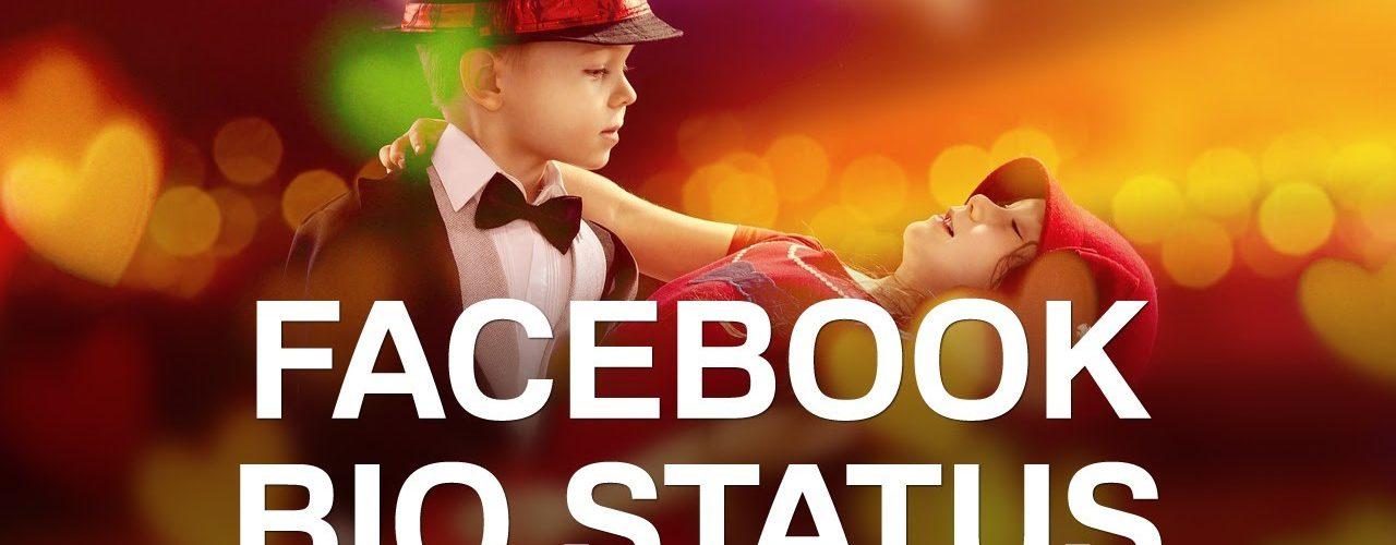 Facebook Bio Status