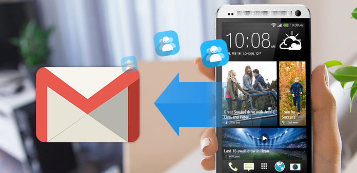 How to Move Contacts From One Android Phone To Another