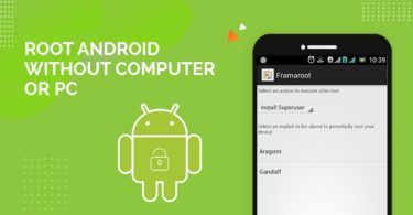 How To Jailbreak An Android Phone Without A Computer
