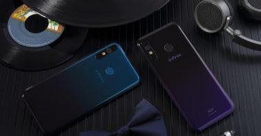 Infinix S Series Smart Phones