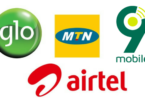 Share Data On MTN GLO AIRTEL And 9mobile