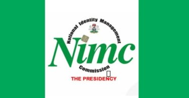 NIMC Recruitment