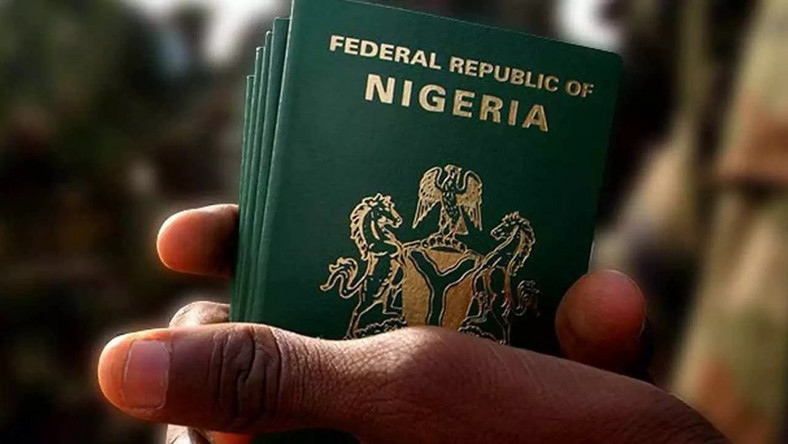 Nigerian passport types cost renewal how to apply online