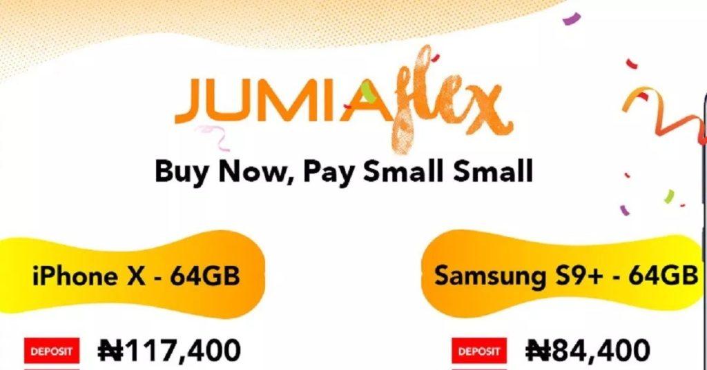 Jumia Flex