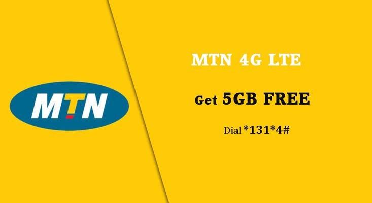 MTN 4G Data Plan