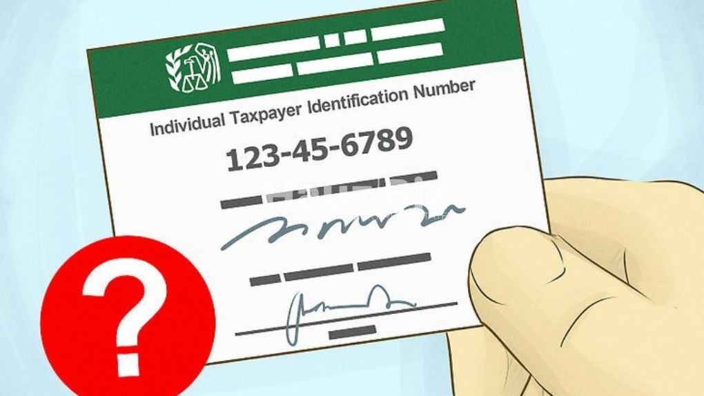 How To check tax identification number