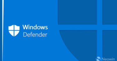 How to Enable or Disable Windows Defender