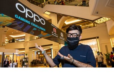 Over 1,600 Gamers Participate In OPPO Gaming Challenge